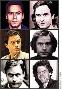 The many faces of Theodore Robert Bundy
