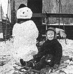Snowman 1950