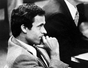 Bundy at trial.