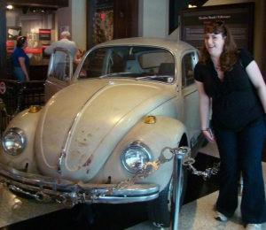Me with Bundy's 68 Bug