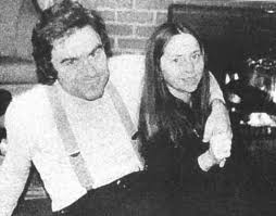 Ted and Liz at a ski retreat
