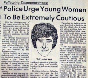 Ted murders