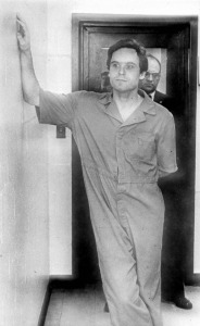 Bundy in prison in Florida.